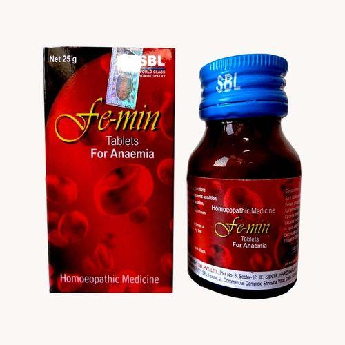 SBL Fe-min Tablets for Anaemic Conditions