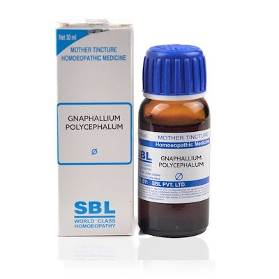 Gnaphalium Polycephalum Homeopathy Mother Tincture Q