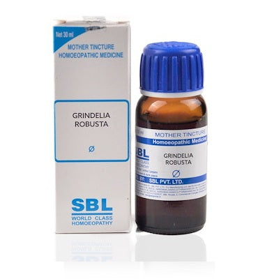 Grindelia Robusta Homeopathy Mother Tincture Q