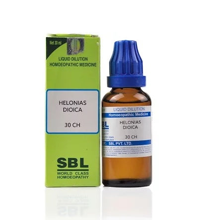 Helonias Dioica Homeopathy Dilution 6C, 30C, 200C, 1M, 10M, CM