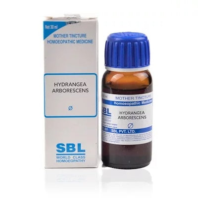 Hydrangea Arborescens Homeopathy Mother Tincture Q
