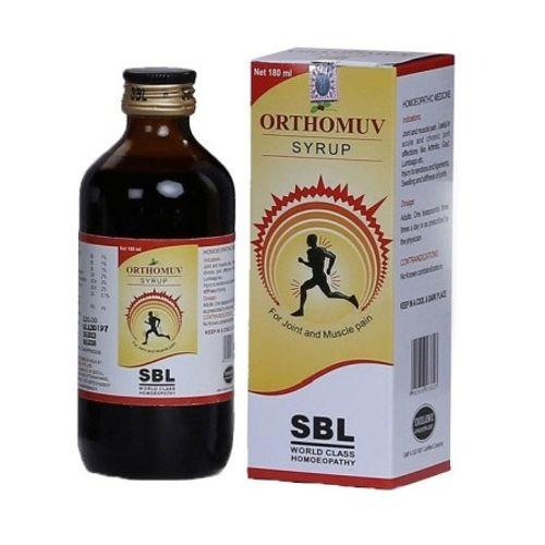 SBL Orthomuv Syrup for Joint and Muscle Pain