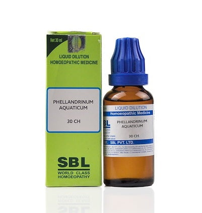 Phellandrium Aquaticum Homeopathy Dilution 6C, 30C, 200C, 1M, 10M