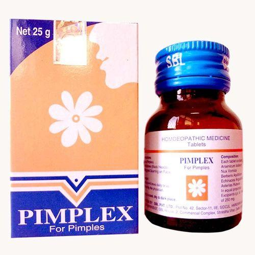 SBL Pimplex Tablets for Pimples