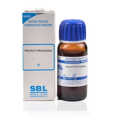 Prunus Virginiana Homeopathy Mother Tincture Q