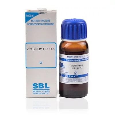 Viburnum Opulus Homeopathy Mother Tincture Q