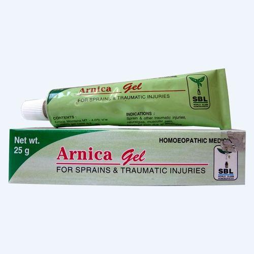 SBL Arnica Gel for Injuries, Sprains-Pack of 3