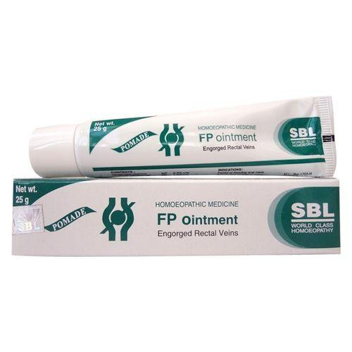 SBL FP Ointment  for fissures and piles