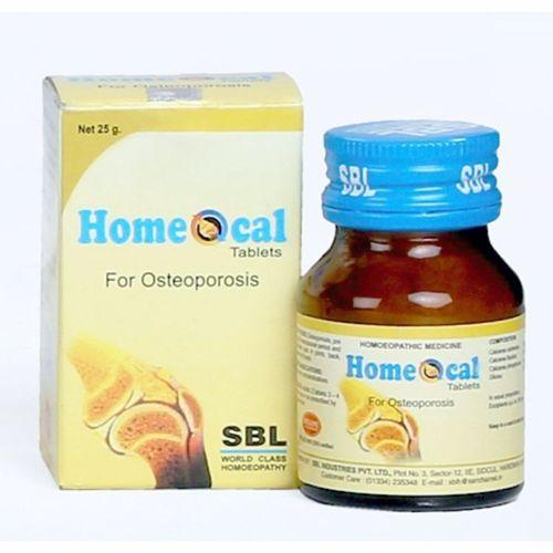 SBL Homeocal Tablets for Osteoporosis