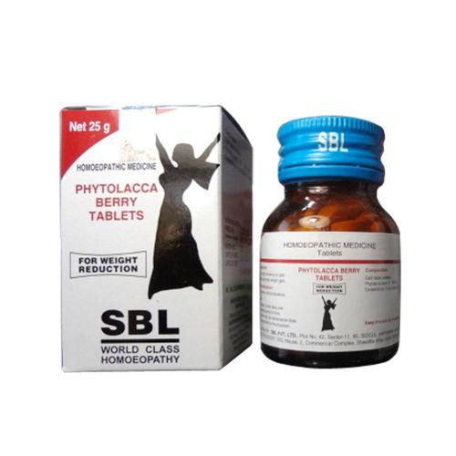 SBL Phytolacca Berry Tablets