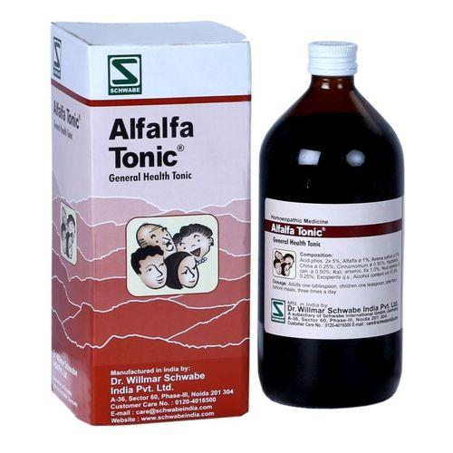 Schwabe Alfalfa Tonic for Weakness, Digestion problems, Tension, Sleep Disorders