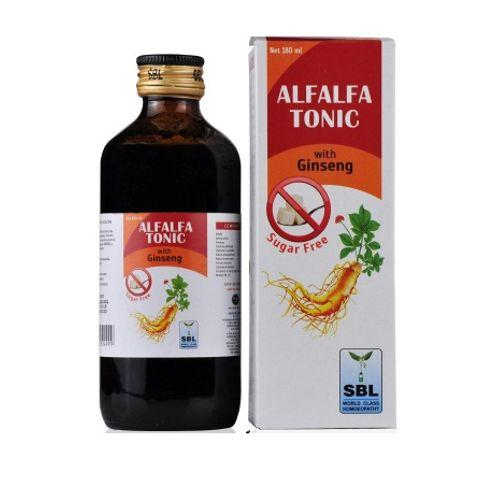 Sbl Alfalfa Tonic Fortified With Ginseng-Sugar Free