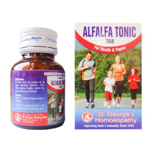 St George Alfalfa Tonic Tab for Health and Vigour