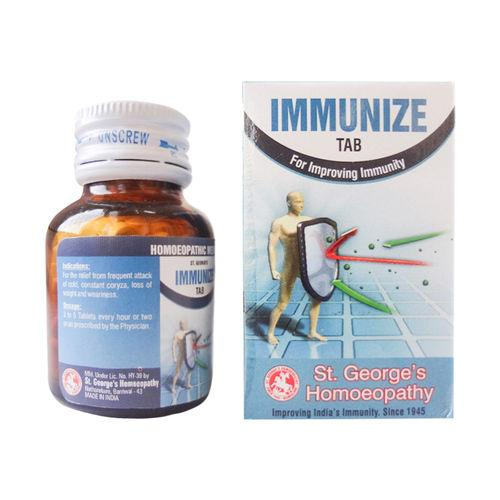 St Georges Immunize Tab for Immunity