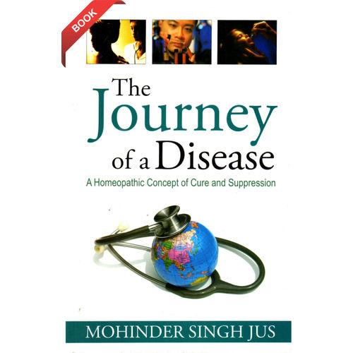 The Journey of a Disease -  A homeopathic concept of cure and suppression