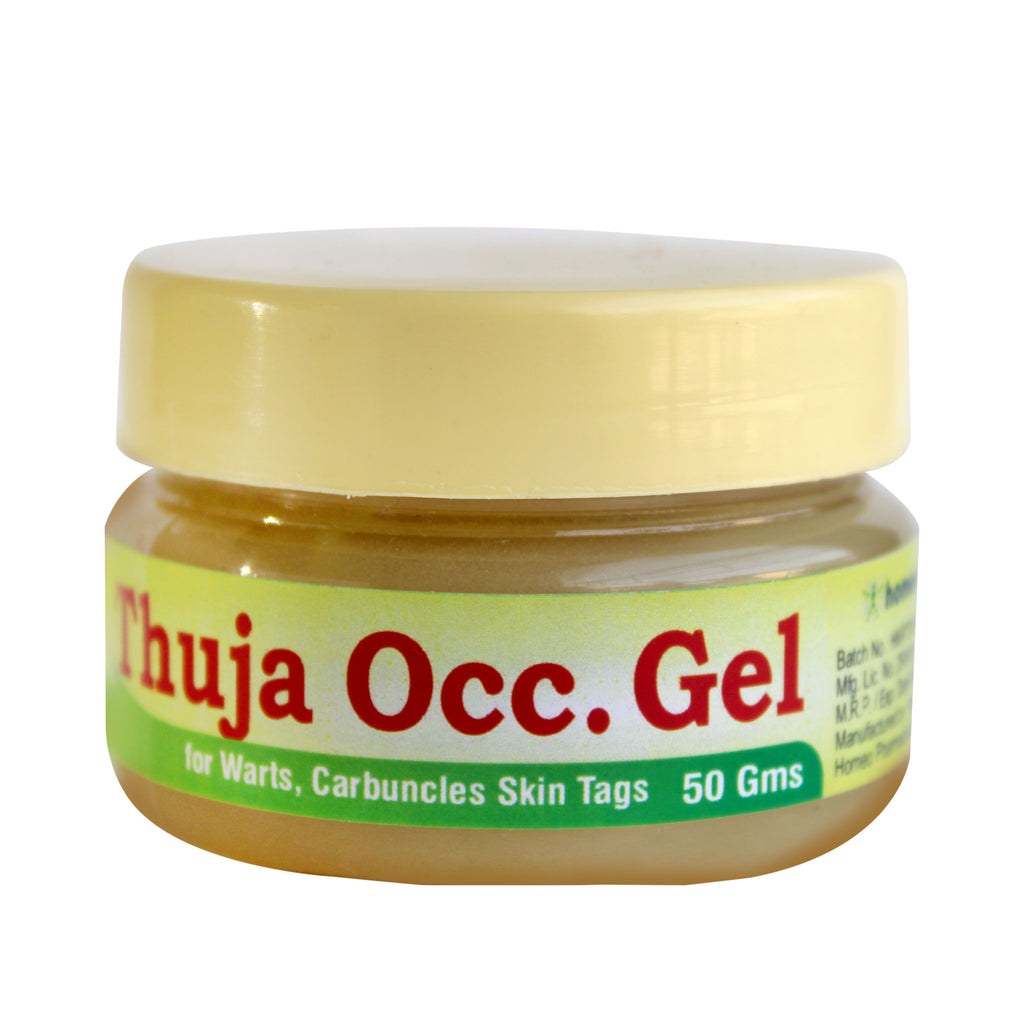 Thuja Occ Gel for Warts, Carbuncles Skin tags