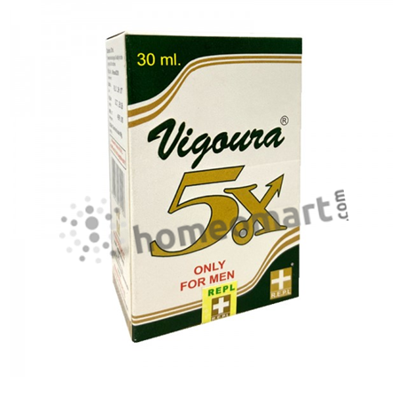 REPL Vigoura 5X for erectile dysfunction (ED) in older males