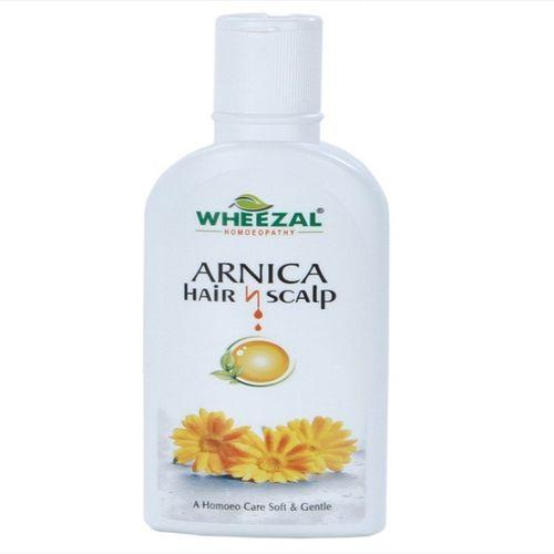 Wheezal Arnica Hair n Scalp Treatment Shampoo