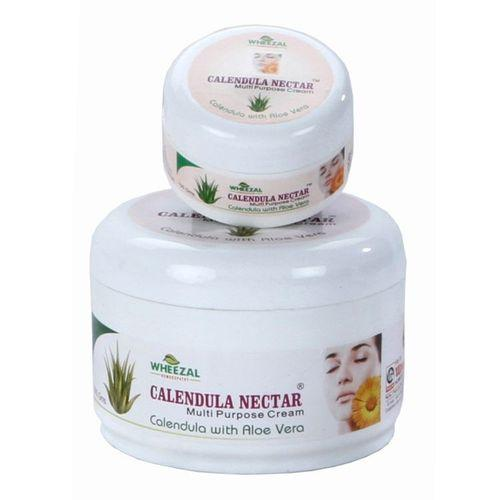 Wheezal Calendula Nectar Multi Purpose Cream With Aloevera
