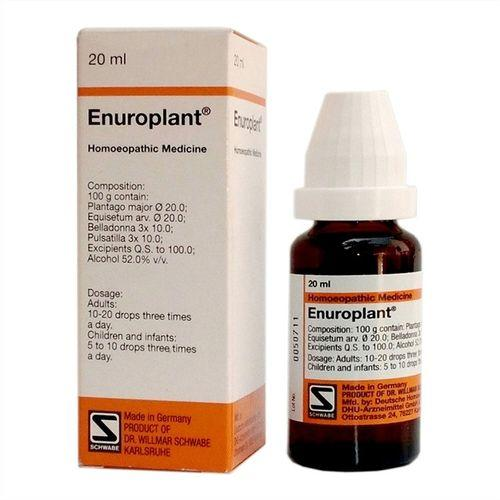 Schwabe German Enuroplant Drops for Cystitis (UTI), Bladder infection
