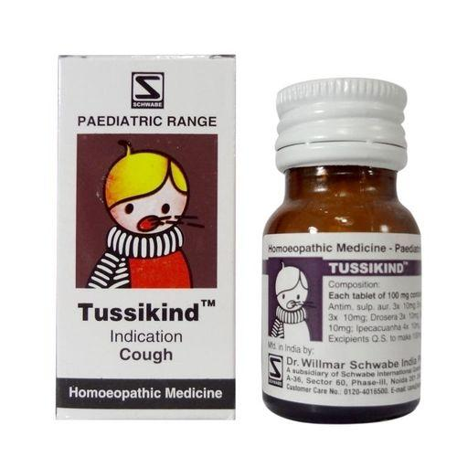 Schwabe Tussikind Tablets