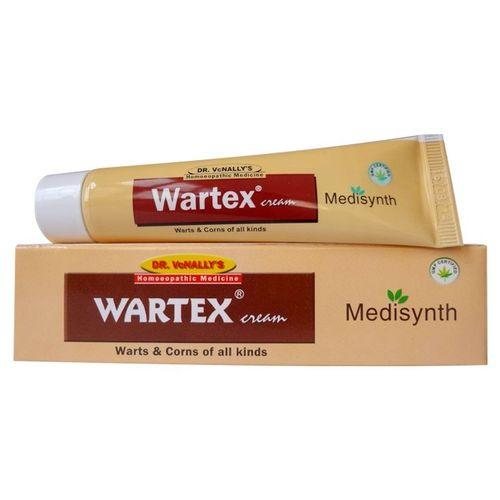 Medisynth Wartex Cream for Warts