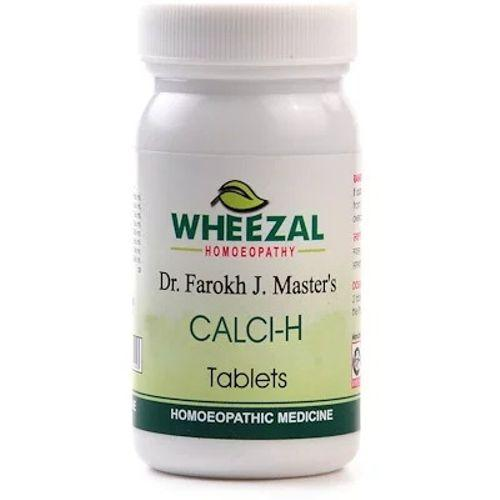 Wheezal Calci H Tablets for Osteoporosis