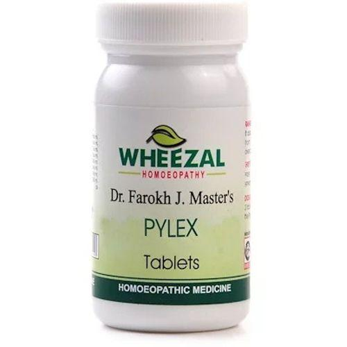 Wheezal Dr Farokh J M Pylex Tablets for Piles