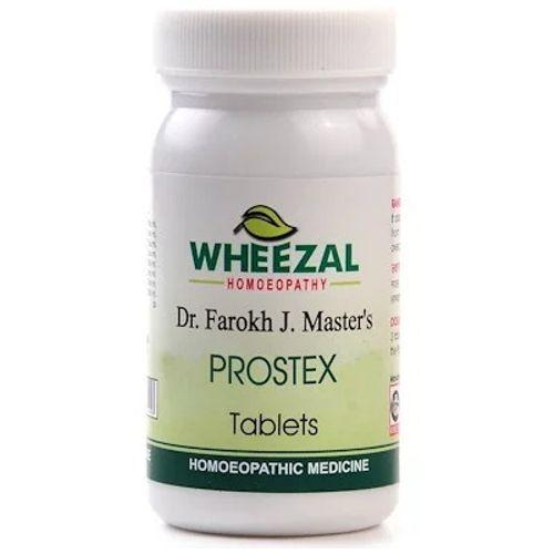 Wheezal Dr Farokh J M Prostex Tablets for Prostate Ailments
