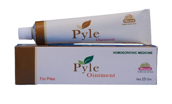 Wheezal Pyle Ointment for Piles, Hemorrhoids