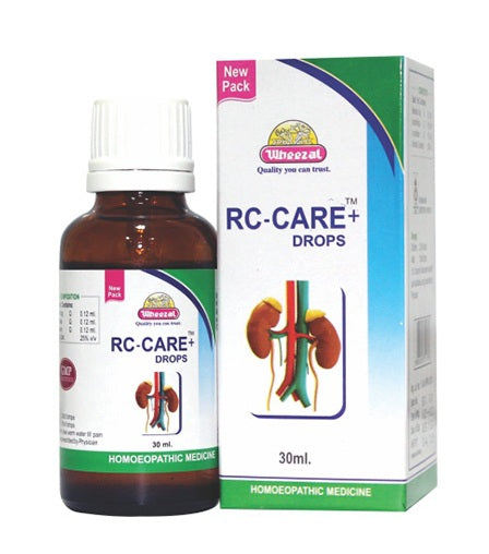 Wheezal RC Care Drops for Renal Colic