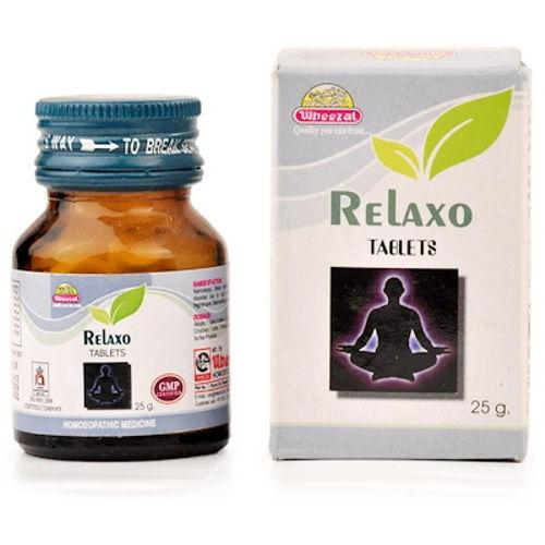 Wheezal Relaxo Homeopathic medicine for Insomnia, Sleep Disorder