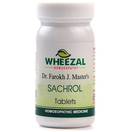 Wheezal Dr Farokh J M Sachrol Tablets for Diabetes Mellitus