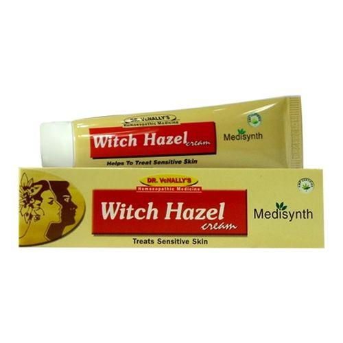 Medisynth Witch Hazel Cream  for sunburn, blotches, warts