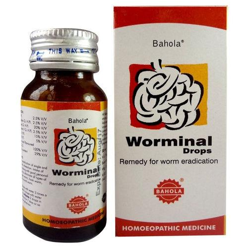 Bahola Worminal Drops  for deworming