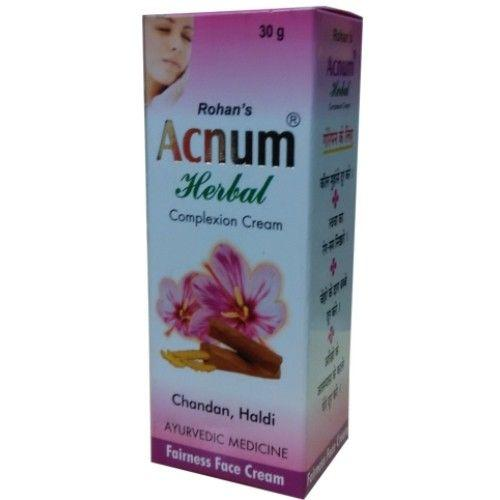 Rohan's Acnum Herbal complexion cream - Pack of 3