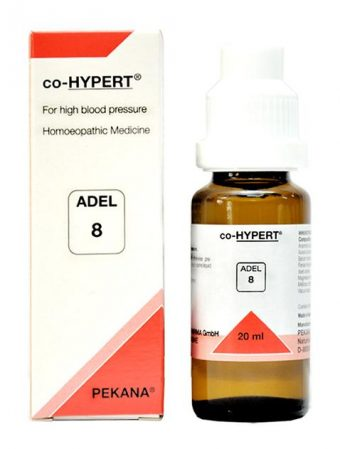 Adel 8 co-HYPERT drops  for symptoms of high blood pressure