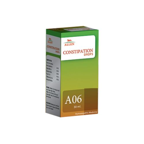 Allen A06 Constipation Drops, Laxative