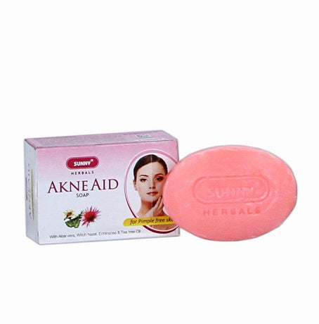 Baksons Akne Aid Soap-Pack of 3
