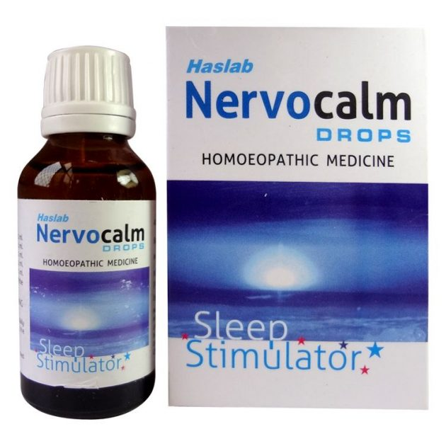 Haslab Nervocalm Drops (Sleep Stimulator)