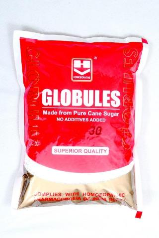 Homeopathy Globules (Pellets Pills) No.30