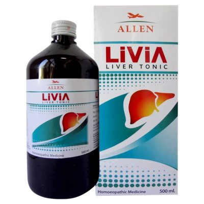 Allen Livia Liver Tonic for Jaundice, Hepatic complaints