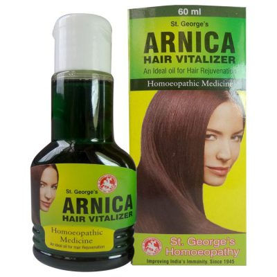 St George Arinca Hair Vitalizer- An Ideal Oil for Hair Rejuvenation
