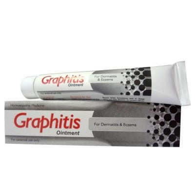 St George Graphitis Ointment for Dermatitis and Eczema-Pack of 3