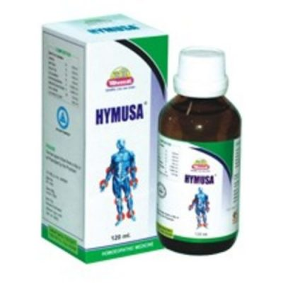 Wheezal Hymusa Syrup for Pain and Inflammation of Joints