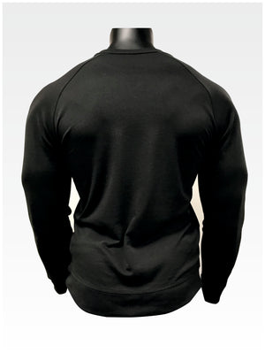 Men's Sweatshirt - Large logo