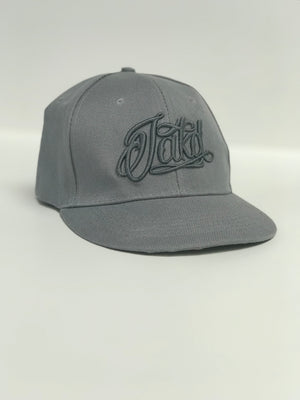 Grey Colour Coded Snapback