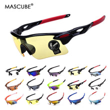 MASCUBE Mens Sunglasses Driving Hiking Cycling Glasses Sports Eyewear Sun Glasses For Men Gafas De Sol Hombre Goggles UV400