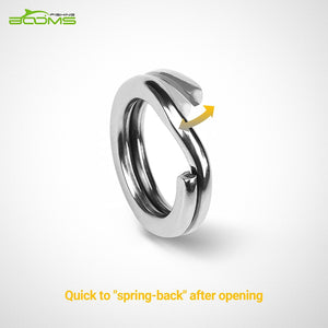 FSR Split Ring 3.5mm-10mm