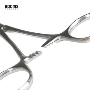 F04 Fishing Forceps Curved Nose